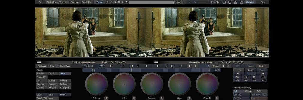 2D / 3D Color Grading | Sysplex Film