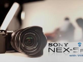 SONY NEX 5-R